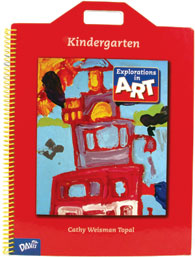 Explorations in Art Kindergarten