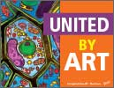 United by Art STEAM Cell Poster
