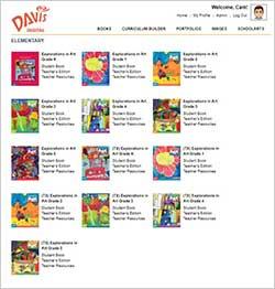 Digital art curriculum homepage davis publications inc k 12 ebooks fandeluxe Image collections