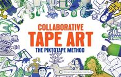 Collaborative Tape Art, the PiktoTape Method