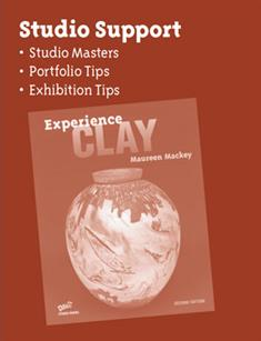 Experience Clay, Studio Support
