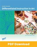 H, Differentiated Instruction, Heather Fountain, Art Education in Practice Series, professional development, Marilyn G. Stewart, Marilyn Stewart