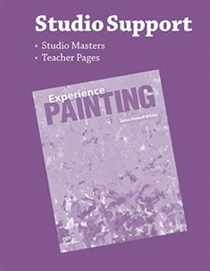 Experience Painting, Studio Support