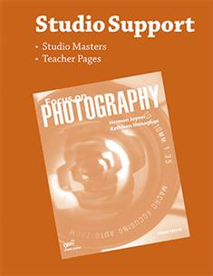 Focus on Photography, 2nd ed., Studio Support