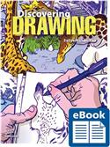 D-eBook, drawing, high school, art, studio, The Davis Studio Series, Discovering Drawing, Sallye Mahan-Cox, career and technical education, cte