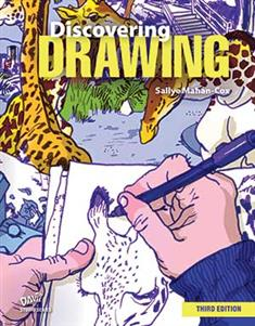 Discovering Drawing, Student Book, 3rd ed.