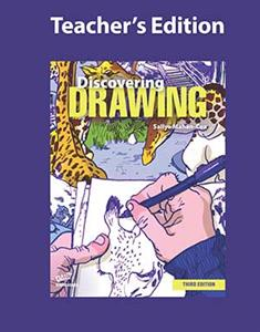 Discovering Drawing, Teacher's Edition, 3rd ed.