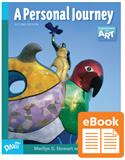 D-eBook, K-12 digital textbooks, Web-based, electronic textbook,  e-Book, eBook, electronic portfolio, e-Portfolio,  ePortfolio, middle school, junior high, Explorations in  Art, A Personal Journey, Davis Digital, Marilyn G. Stewart,  Eldon Katter, Marilyn Stewart