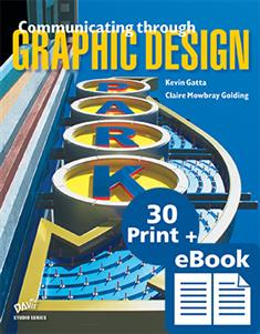 Communicating through Graphic Design, eBook Class Set with 30 printed Student Books and Davis Art Images Subscription