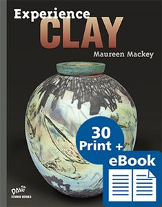 Experience Clay, eBook Class Set with 30 printed Student Books and Davis Art Images Subscription