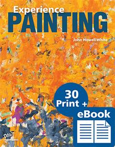 Experience Painting, eBook Class Set with 30 printed Student Books and Davis Art Images Subscription