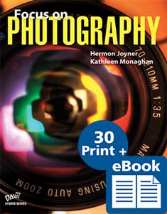 Focus on Photography, eBook Class Set with 30 printed Student Books and Davis Art Images Subscription