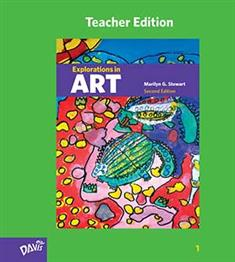 Explorations in Art, 2nd Edition, Grade 1, Teacher Edition