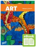 3,D-eBook, K-12 digital textbooks, Web-based, electronic textbook, e-Book, eBook, electronic portfolio, e-Portfolio, ePortfolio, Explorations in Art, Davis Digital, Marilyn G. Stewart, elementary, Marilyn Stewart