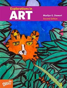 Explorations in Art, 2nd Edition, Grade 3, Student Book