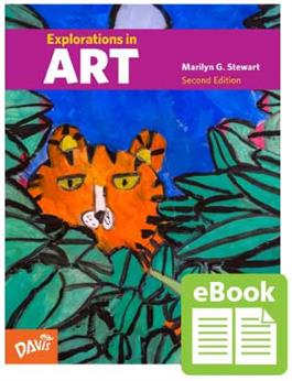 Explorations in Art, 2nd Edition, Grade 3, eBook Class Set