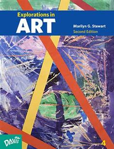 Explorations in Art, 2nd Edition, Grade 4, Student Book