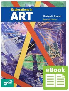 Explorations in Art, 2nd Edition, Grade 4, eBook Class Set