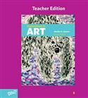 2,C-Teacher Edition, Explorations in Art, Teacher's Edition, elementary, Marilyn G. Stewart, theme-based, elements and principles, art criticism, Marilyn Stewart