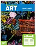 D-eBook, K-12 digital textbooks, Web-based, electronic textbook, e-Book, eBook, electronic portfolio, e-Portfolio, ePortfolio, Explorations in Art, Davis Digital, Marilyn G. Stewart, elementary, Marilyn Stewart