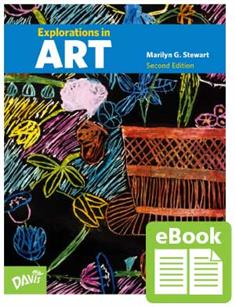 Explorations in Art, 2nd Edition, Grade 6, eBook Class Set