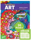 "<span style=""font-family: ""Segoe UI"", Helvetica, Arial;"">E-eBook plus Student Books, K-12 digital textbooks, Web-based, electronic textbook, e-Book, eBook, electronic portfolio, e-Portfolio, ePortfolio, Explorations in Art, Davis Digital, Marilyn G. Stewart, elementary, Marilyn Stewart</span>"