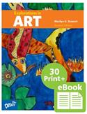 E-eBook plus Student Books, K-12 digital textbooks, Web-based, electronic textbook, e-Book, eBook, electronic portfolio, e-Portfolio, ePortfolio, Explorations in Art, Davis Digital, Marilyn G. Stewart, elementary, Marilyn Stewart