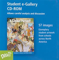 A Global Pursuit, Student e-Gallery CD-ROM