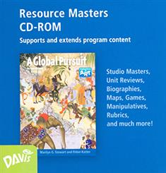 A Global Pursuit, Resource Masters CD-ROM