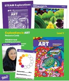 Explorations in Art, 2nd Edition, Grade 1, Resource Cards