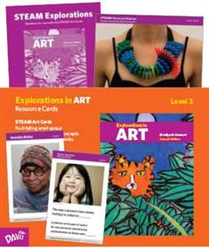 Explorations in Art, 2nd Edition, Grade 3, Resource Cards