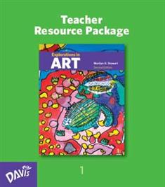 Explorations in Art, 2nd Edition, Grade 1, Teacher Resource Package