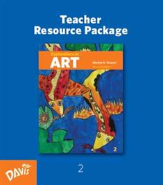 Explorations in Art, 2nd Edition, Grade 2, Teacher Resource Package