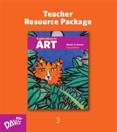 Explorations in Art, 2nd Edition, Grade 3, Teacher Resource Package