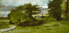 Landscape With Cottages (TIFF)