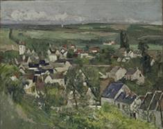 Auvers, Panoramic View (JPEG)