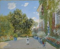 The Artist's House at Argenteuil (JPEG)