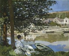 On the Bank of the Seine (TIFF)
