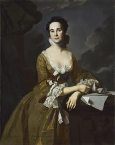 Mrs Daniel Hubbard (Mary Greene) (TIFF)