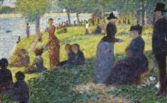 "Sketch For a Sunday On La Grande Jatte -- 1884"" (TIFF)"