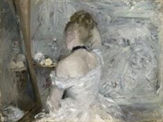 Woman at Her Toilette (JPEG)