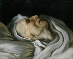 Study of the Head of a Corpse (JPEG)