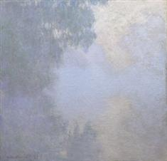 Branch of the Seine Near Giverny (Mist) (TIFF)