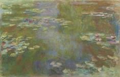 Water Lily Pond (JPEG)