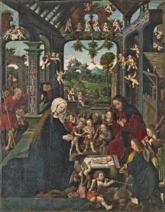 The Adoration of the Christ Child (TIFF)