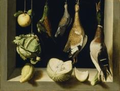 Still Life With Game Fowl (TIFF)