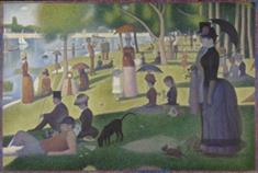 Sunday Afternoon On the Island of La Grande Jatte (TIFF)