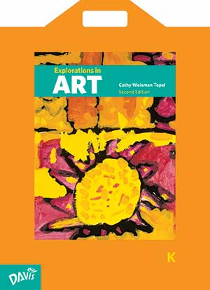 Explorations in Art, 2nd Edition, Kindergarten